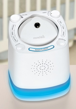 3 Reasons Why You Should Have a Sound Machine in the Nursery Picture