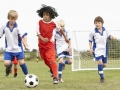 5 aside football and its beneficial influences in children
