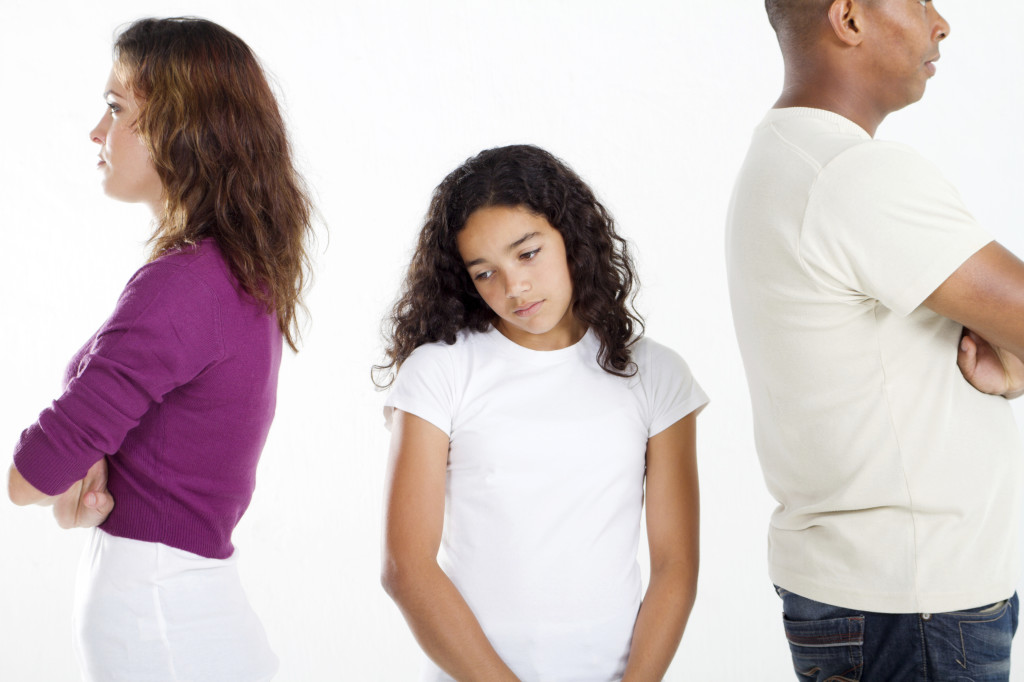 relationship change between parent and child after divorce
