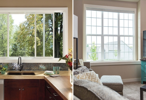 Exploring window styles - add visual appeal to your home