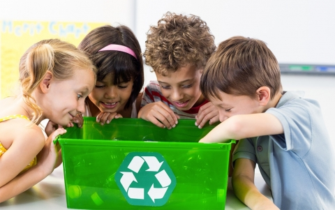 Introduce your kids to the scrap metal recycling world