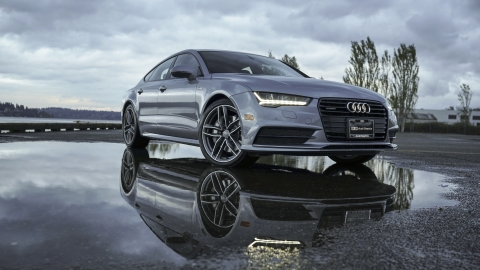 Luxury and reliability - Audi A7