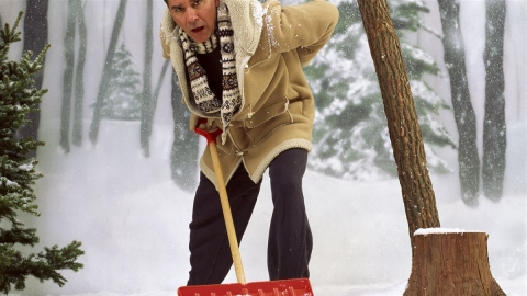 New Study Reveals the Dangers of Shoveling Snow Picture