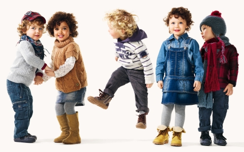 Tips for buying affordable clothes for your kids
