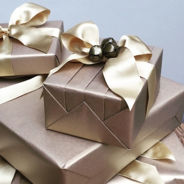 Wrapping gifts - the mini-guide