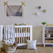 Essentials for your newborn baby's room