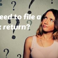 When are non UK residents entitled to a tax refund