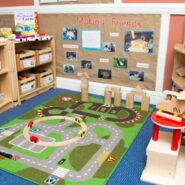 Why day nurseries encourage learning through play